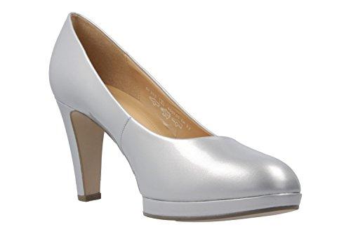 Gabor 61-270 Zapatos de tacón de material sintético mujer Silber