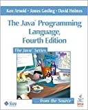 Java(TM) Programming Language 4th (forth) edition Text Only