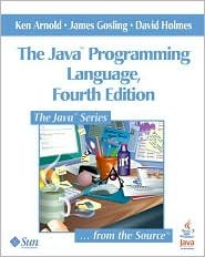 Java(TM) Programming Language 4th (forth) edition Text Only by