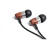 thinksound ms02 In-ear Monitor with Passive Noise Isolation (Gunmetal/chocolate)