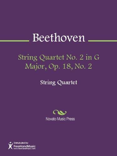 (String Quartet No. 2 in G Major, Op. 18, No. 2 - Viola)