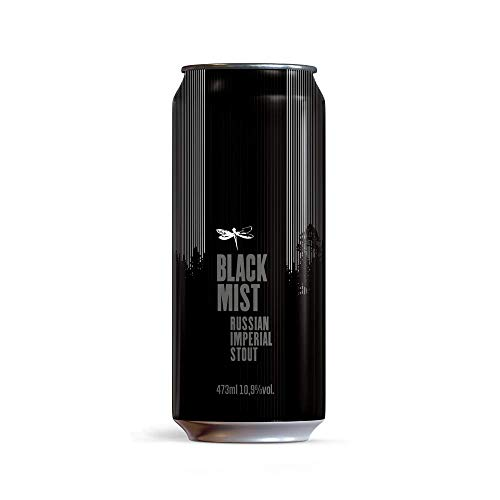 Cerveja Dádiva black Mist 473ml