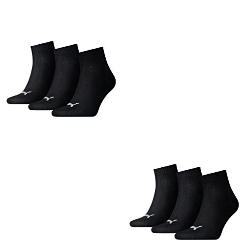 Schwarz Invisible 200 Calza Black 3P Puma – Unisex Sneaker Adulto 8qnfPadP