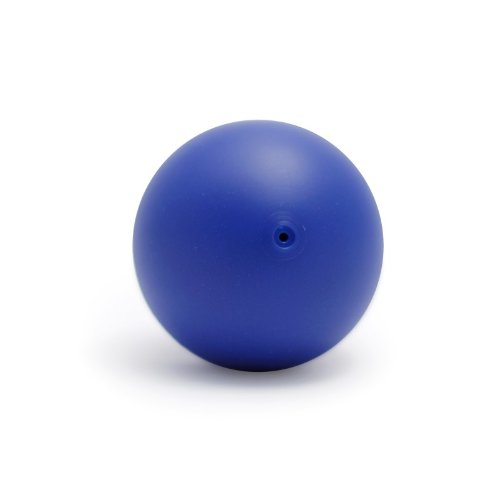 SRX Soft Russian Juggling Ball 67mm Set of 5 (Blue) by Play Juggling (Image #1)
