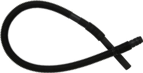 Price comparison product image GE WH41X10096 Washing machine corrugated drain hose,  Black