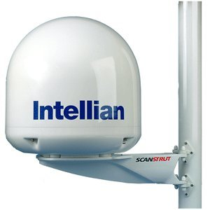SCANSTRUT SC20 Radar Mast Mount Suitable for 18 Radomes - Garmin Simrad