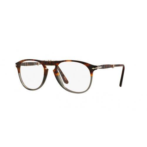 - Eyeglasses Persol PO 9714VM 1023 FUOCO E ARDESIA