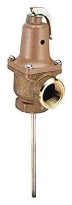 Watts T and P Relief Valve 1 in Thermostat by WATTS