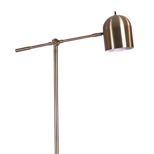 Light Accents Floor Lamp Adjustable Cantilever Modern Bright