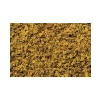 Cubierta de tierra de trenes Bachmann - paja dorada - grueso