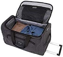 SWISSGEAR 7638 Getaway 19 quot  Rolling Duffel Bag - Dark Gray. Loading  Images. 740b3b9a122dd