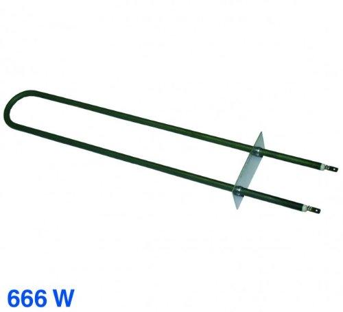 Resistencia (Hz/WA) 666 W, compatible con dispositivos de: Dimplex ...