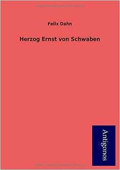 Book Herzog Ernst von Schwaben