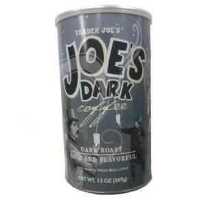 Trader Joe's Dark Coffee