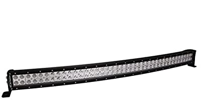 """Glotech 240w Curved 44""""inch LED Work Light Flood Spot Combo Beam 12v 24v for 4wd AWD Off-road Offroad Truck Pickup Pick-up 4x4 Car SUV Van Wagon Van Camper Camber"""