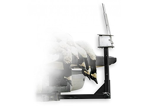 Deadly Decoys WS-1 Wing Slinger with Receiver Hitch and Bird Cleaner