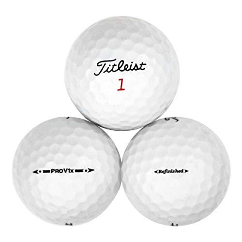 Titleist Pro V1X 2010 Mint Refinished Golf Balls