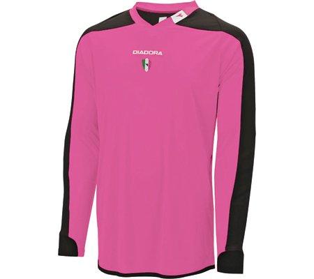 Diadora Enzo Goalkeeper Jersey B00C7SCFUQ Medium ホットピンク ホットピンク Medium