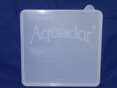 (Aquador Standard Above Ground Pool Skimmer Cover - Replacement Lid Only - 1090)