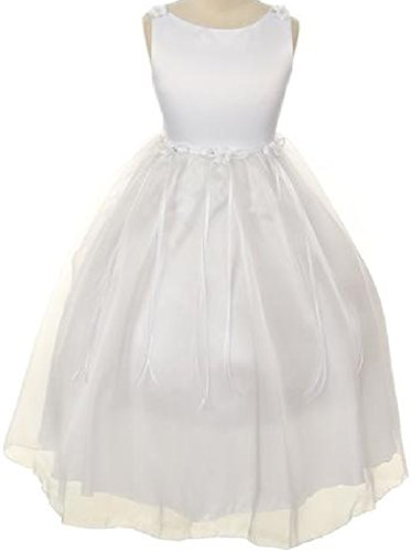 Romantic Bridals Flower Girl Dress - 7