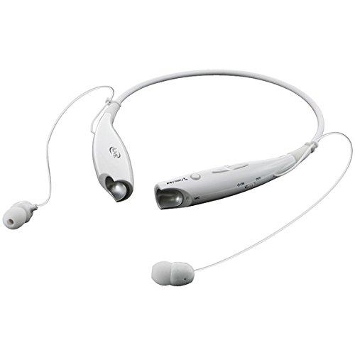 e547f7f0da7 Amazon.com: iLive IAEB25W Bluetooth Wireless Neckband Earbuds, Include 3  Sets of Ear Tips and USB Cable, White: Electronics