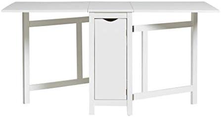 ambiato comedor Elia (con placas de mesa plegable + 2 puertas + 1 ...