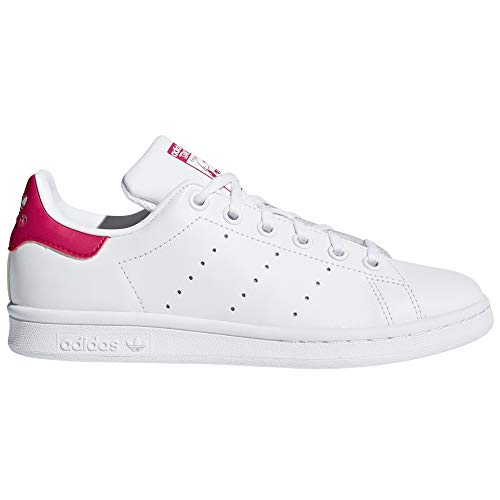 Woman Shoes Smith di Scarpe Adidas da Blan grassetto Stan Rosa ginnastica moda Sneaker Bianco tIqgIwa