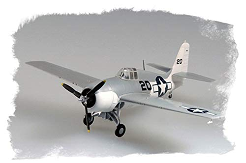 F4f 4 Wildcat Model - Easy Model WWII F4F-4 Wildcat Aircraft VC-36 USS CORE 1944 1/72 Plane Finished