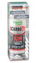 HERBAL CLEAN DETOX Q Carbo Liquid Strawberry Mango 20 OZ