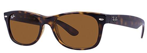 Ray-Ban New Wayfarer Classic, Light Tortoise Frame/Brown Lens ()