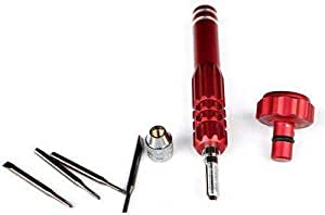 5 In 1 Aluminum Precision Screwdriver Set For iPhone,iPod,iPad,Macbook and other electronic products