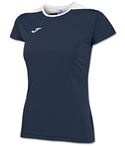 Joma - Camiseta spike marino nuevo m/c para mujer