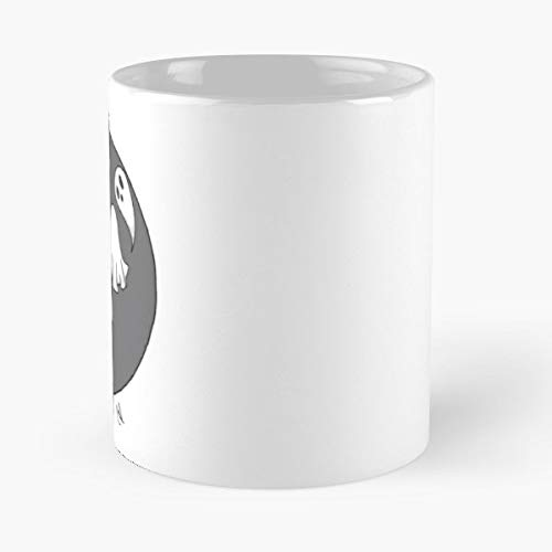 Louis One Ghost Boo - Coffee Mug Best Gift 11 Oz Father Day]()