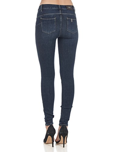 Bottom Jeans Blu Divine Amazing Jo Liu Fit Up Scuro OwqdPwHr