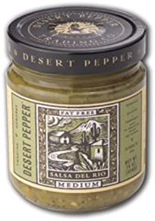 "product image for Desert Pepper, Del Rio Salsa-Medium, New York Daily ""Hands-Down Favorite"", 16 Ounce Jar"