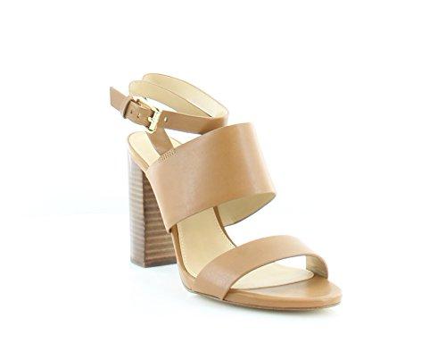 Michael Kors Arden Sandal Women's Sandals & Flip Flops Acorn Size 9 - Flip Acorn Flops