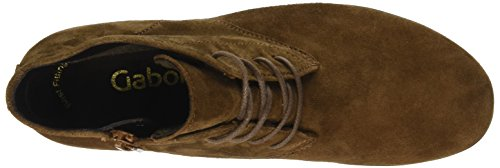 14 Shoes Gabor Femme Ranch Basic Bottes Marron 8qq7X