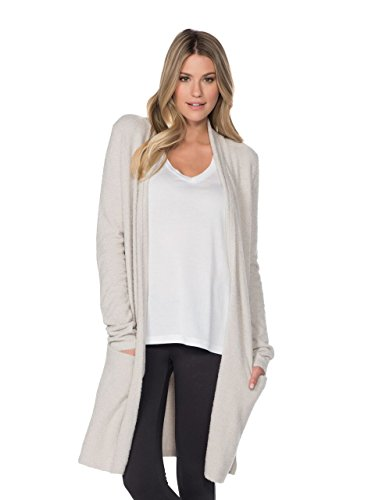 Barefoot Dreams Bamboo Chic Lite Essential Long Cardi, Co...