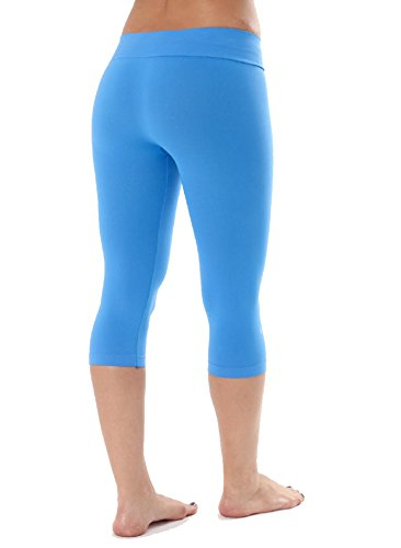 NUX Womens Focus Yoga Capri Pants