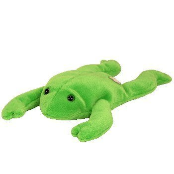 TY Beanie Baby - LEGS the Frog (BBOC Exclusive) By Ty Inc. by Ty Inc. - Exclusive Frog