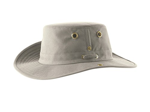 Tilley T3 Snap-Up Hat - Khaki 7-1/4