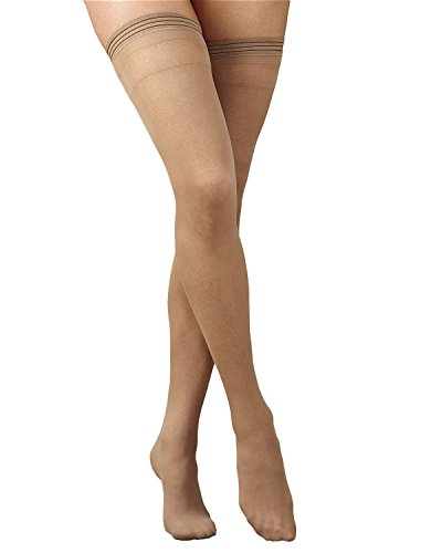 db855244da0b98 We Analyzed 4,985 Reviews To Find THE BEST Thigh High Support Stockings