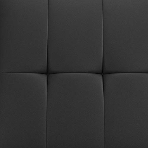Buy faux leather sofa