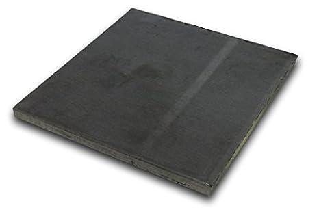 """A36 Steel 5//16/"""" x 9/"""" x 12/"""" 5//16/"""" Steel Plate"""