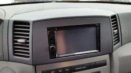 jeep grand cherokee 2005 2007 double din navigation radio. Black Bedroom Furniture Sets. Home Design Ideas