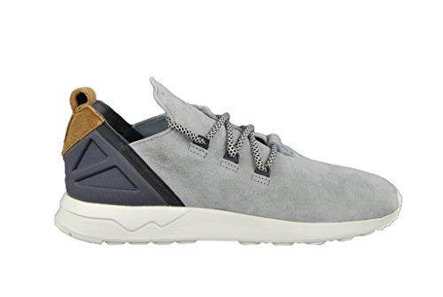 Adidas Originaux Hommes Zx Flux Adv X Trainers Lumière Onix Light Onix / Craft Kaki / Craie Blanc