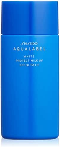 Shiseido AQUALABEL Face Care Lotion   White Protect Milky Lotion UV 50ml