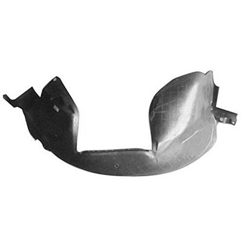 FO1250104 Left Fender Splash Shield for 89-95 Ford Thunderbird, Mercury Cougar