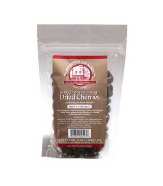 Chocolate Covered Dried Cherries - 7