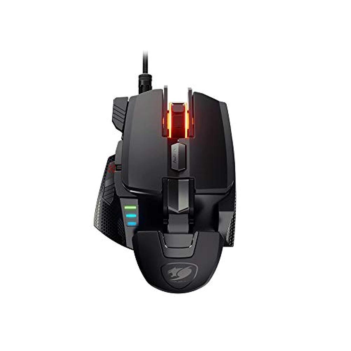 [해외] COUGAR쿠커 게이밍 마우스 CGR-WOMB-700M EVO
